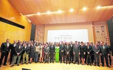 Gran noche de los empresarios de la Safor: FAES reconoce a las firmas de la comarca en su gala anual