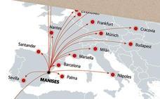 18 nuevos destinos para volar desde el aeropuerto de Valencia