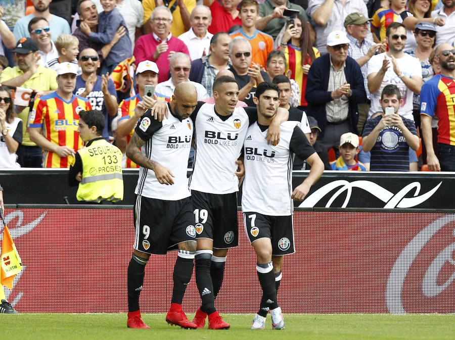 Fotos del Valencia CF-Leganés