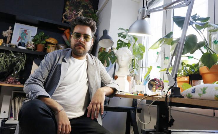 Fotos del taller de Betto García