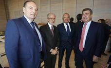 Los empresarios arropan al ministro en Valencia