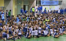 El Pilar presenta su escuela con 1.000 deportistas de siete disciplinas diferentes