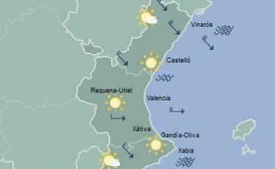 Tiempo estable y temperaturas en ascenso el fin de semana