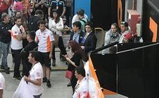 Froilán repite en el Ricardo Tormo