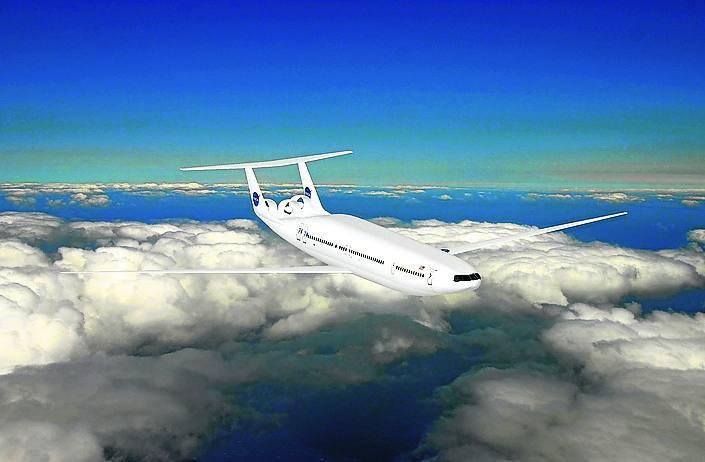 Fotos de los aviones del futuro