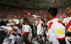 Perú se clasifica para el Mundial después de 36 años