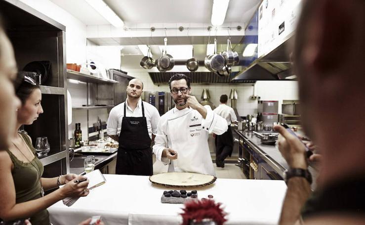 Fotos de los restaurantes con estrella Michelin de la Comunitat Valenciana