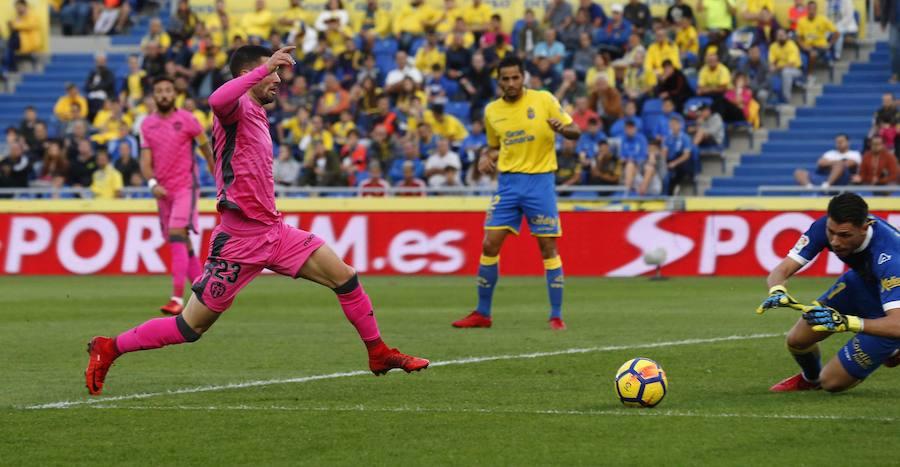Fotos del partido Las Palmas-Levante UD