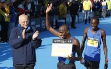 Juan Roig: «Queremos el mejor maratón de Europa»