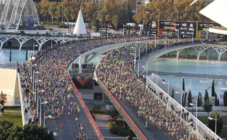 Fotos del Maratón de Valencia 2017 (I)
