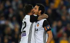 El Valencia ya gana como un grande (0-2)