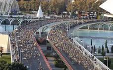 Clasificación del Maratón de Valencia 2017