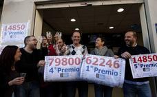 ¿En qué administración de Valencia es más probable que toque la Lotería de Navidad?