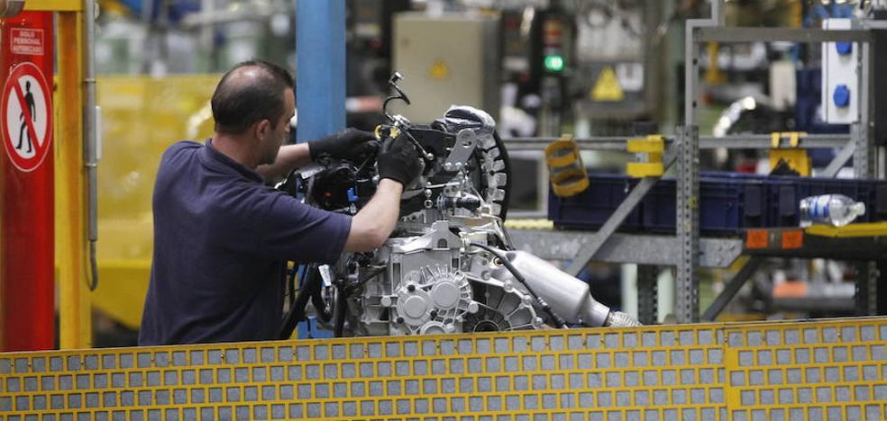 Ford Almussafes recortará producción y personal en 2018