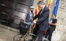 El PP asegura que Puig «ha tomado el pelo» a los ciclistas
