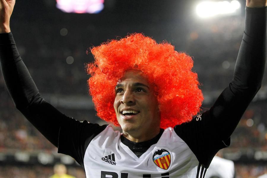 Fotos del Valencia CF-FC Barcelona