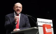 El SPD avanza hacia las primeras condiciones para el pacto con Merkel