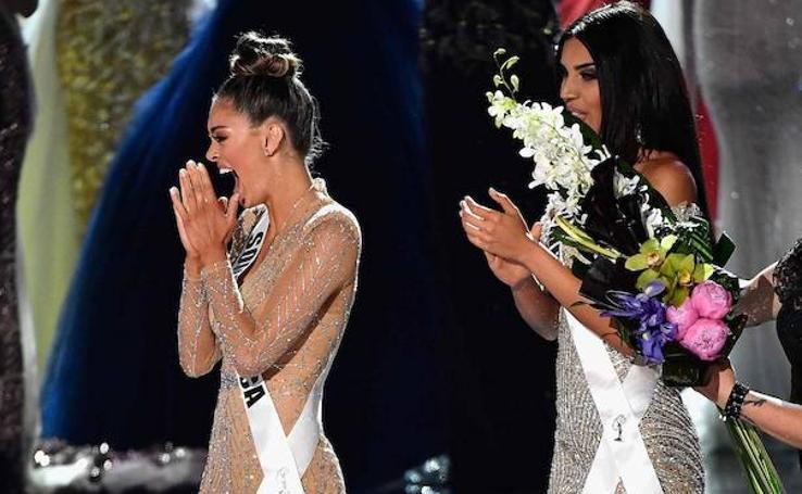 Las mejores imágenes de la gala Miss Universo 2017