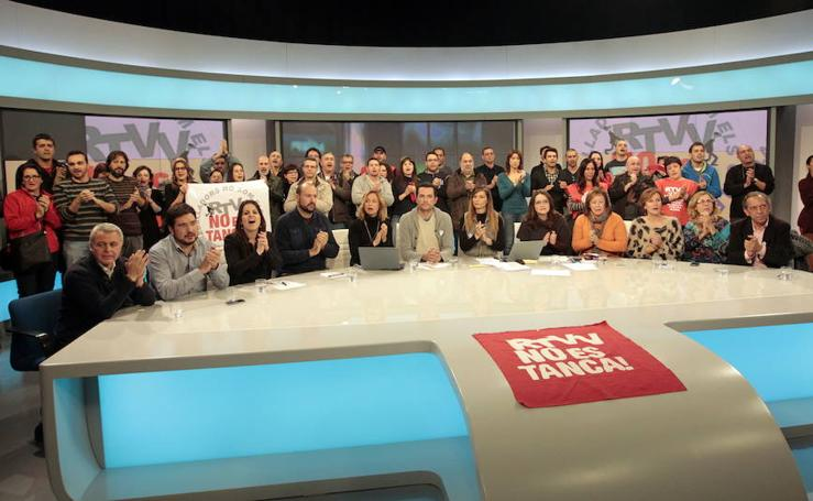 Cuatro años sin televisión valenciana