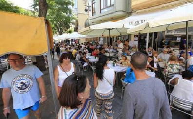 La subida de turistas se frena en Valencia tras caer dos meses la ocupación hotelera