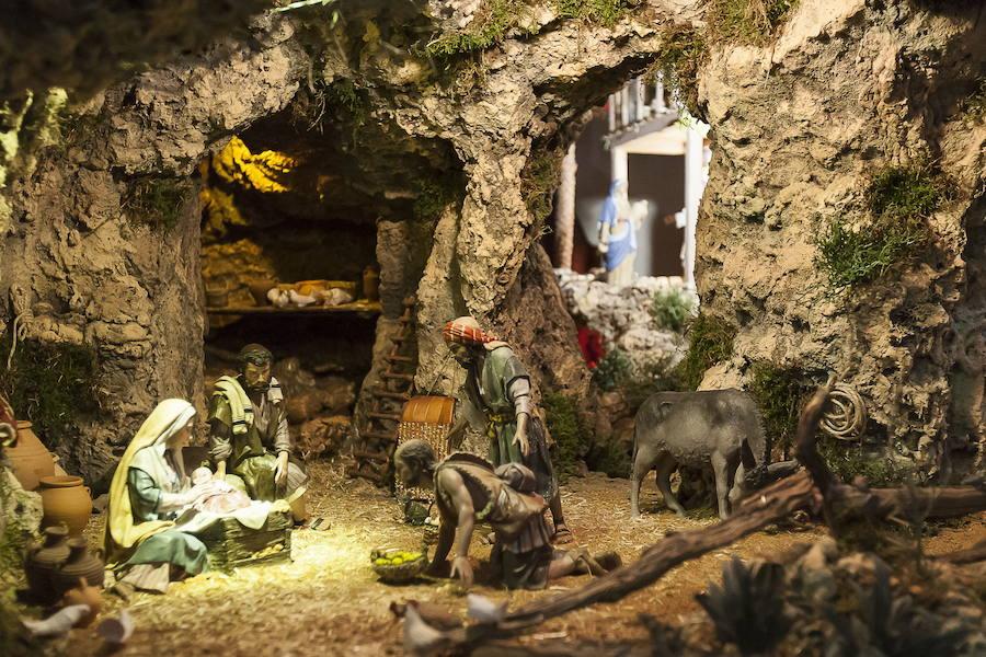 Belenes de Navidad para ver en Valencia en 2018