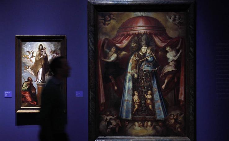 El arte revisa la figura de la Inmaculada