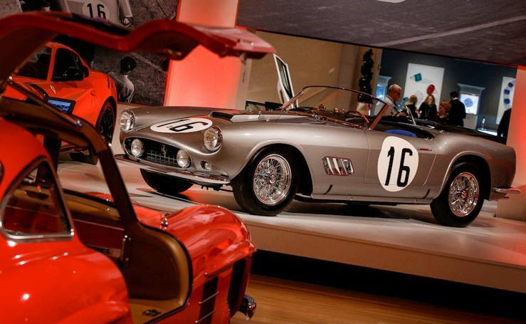 Fotos de los coches de la exposición 'A Life of Luxury'