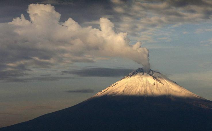 Fotos de los volcanes más peligrosos del planeta