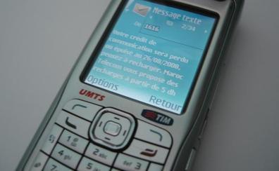 El primer SMS cumple 25 años