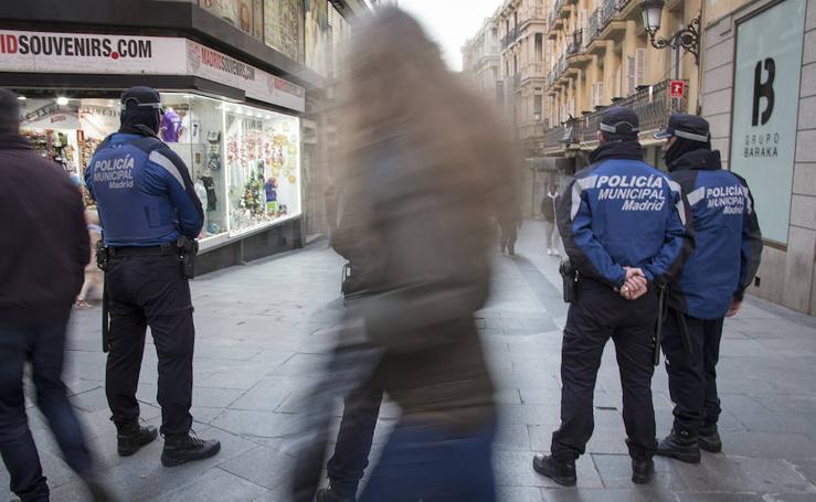 El Madrid comercial se hace peatonal