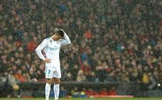 El Madrid se queda seco en San Mamés
