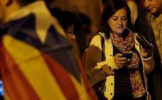 La campaña virtual de Puigdemont