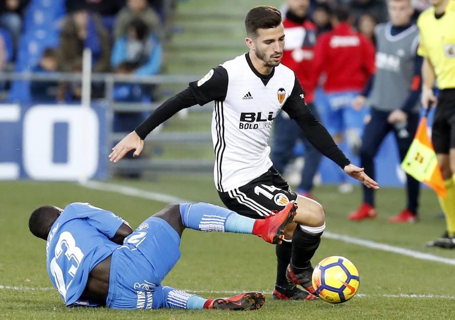 Fotos del Getafe - Valencia CF