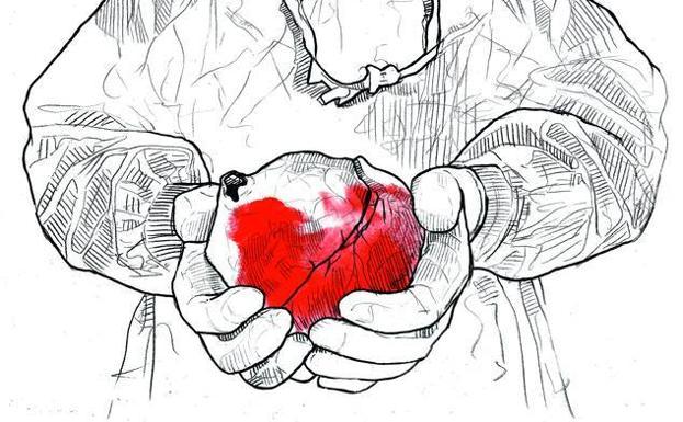 A corazón abierto: 50 años del primer transplante   Las Provincias