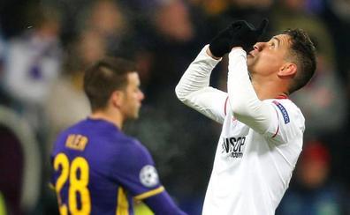 El Liverpool echa un cable al Sevilla