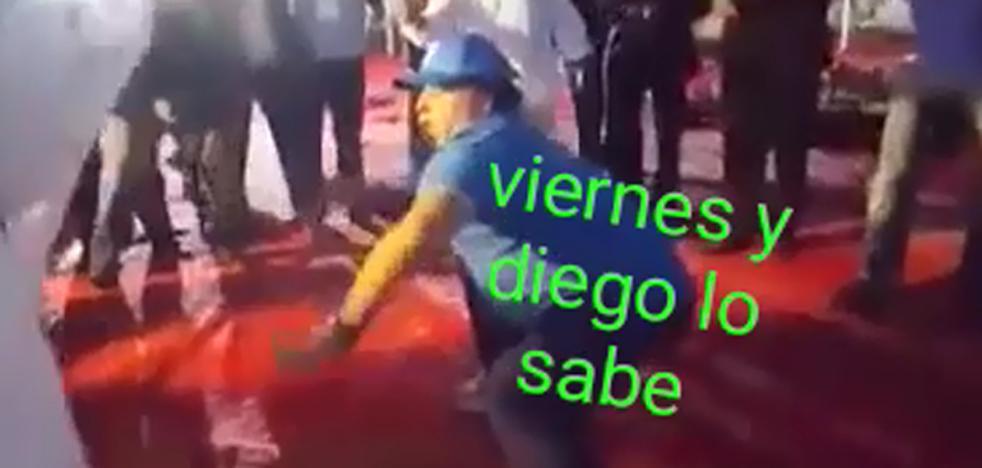 Las drogas y farras de Maradona y su inquietante futuro