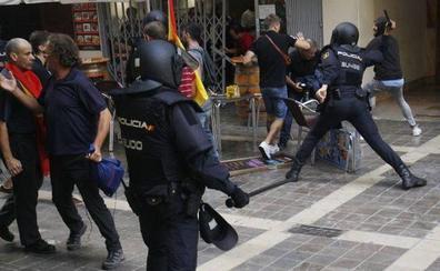 Ribó propone al Ayuntamiento personarse en la causa por las agresiones ultras en el 9 d'Octubre