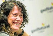 Celestina López, directora general de Gas Natural Cegas: «El sector del transporte es importante para nosotros»