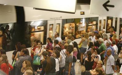 FGV propone al comité de huelga mejoras para acabar con los paros de metro