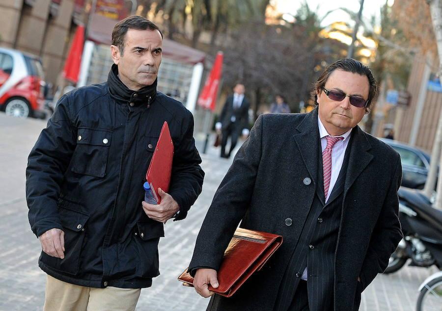 El abogado de Cuesta: «Mi cliente era el tonto útil»