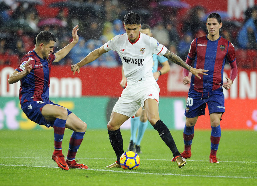 Fotos del Sevilla FC - Levante UD