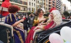 El Ayuntamiento de Valencia concede 25.000 euros a la entidad de la cabalgata de las magas