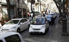 Los atascos que vendrán en Valencia en 2018