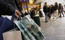 Más de 470.000 valencianos dejan las compras navideñas para el último día