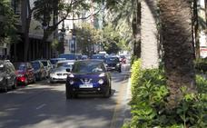 Los nuevos carriles ciclistas eliminarán jardines y plazas de parking