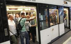La huelga en el metro y el tranvía se agravará por la reducción de servicio en Navidad