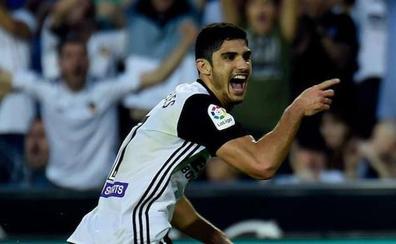 Guedes, al Valencia CF por 35 millones