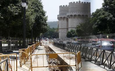 Valencia cerrará el año con obras realizadas por 69 millones