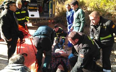 Encuentran con vida en la zona de Alpuente al vecino de Chelva desaparecido