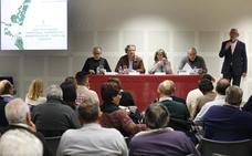 Tensión entre agricultores de La Unió y AVA sobre el futuro de la ley de l'Horta